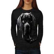 Swag Great Dane Dog Women Long Sleeve T-shirt NEW | Wellcoda