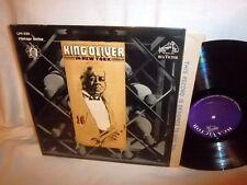 KING OLIVER-IN NEW YORK-RCA LPV-529 VG+/VG+ VINYL RECORD ALBUM LP
