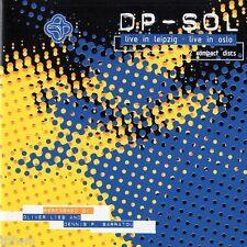 DP-SOL - Live In Leipzig - Live In Oslo RARE 2CD Album AMBIENT DOWNTEMPO - TBFWM