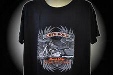 Harley Streetglide T Shirt S bis 5XL Übergrösse Biker Tourer HD Twin Cam Bagger