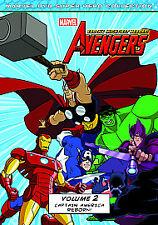 Avengers - Earth's Mightiest Heroes - Vol.2 (DVD, 2011)