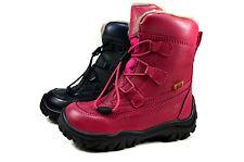 BISGAARD bottes d'Hiver enfants en cuir TEX LAINE CHAUSSURES gr.24-35 62501.216