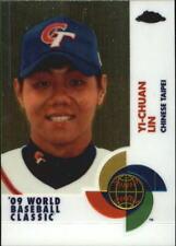 2009 Topps Chrome World Baseball Classic BB Pick From List