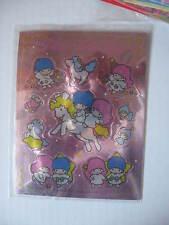 Sanrio Little Twin Stars Artbloom Stickers Babes Metallic Vintage 1976-1991  NEW