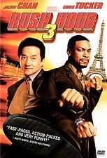 Rush Hour 3 (Widescreen and Full-Screen) Dvd