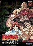 Baki the Grappler - Vol. 6: King Hanma (DVD, 2006)