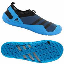 adidas Herren Wassersportschuhe JAWPAW Slip On blau-schwarz EU 47 (UK 12) NEU