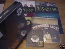 THE DOORS 7 LP 180 GRAM BOXSET SEALED + LIVE LP SET +  BONUS JACKETS + 45 SINGLE