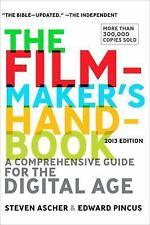 THE FILMMAKER'S HANDBOOK [ - EDWARD PINCUS, ET AL. STEVEN ASCHER (PAPERBACK) NEW