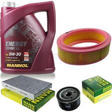 CAMBIO Olio Set 5l MANNOL ENERGY COMBI LL 5w-30 Uomo ispezione Service 10044657