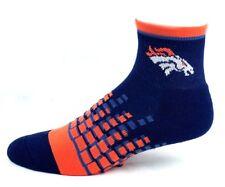 Denver Broncos Football M1500R Digi Squares Quarter Socks
