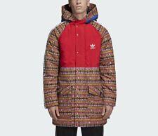 e7215c38d Adidas PW Pharrell Williams Hu Human Race Padded Jacket Multicolor  EA2471