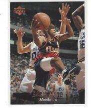 1995-96 UPPER DECK BASKETBALL BASE SERIES 2 SINGLES #'S 181-360