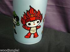 BEIJING OLYMPIC GAMES NINI COFFEE MUG CUP 2008 OLYMPICS CHINA