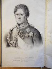 Schäffer - Denkwürdigkeiten -  6 Pläne - 1840