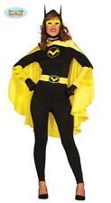 Costume donna pipistrello eroina batgirl
