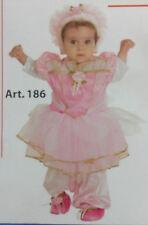 VESTITO COSTUME CARNEVALE BABY BELLA ADDORMENTATA  0 1 2 ANNI 6 12 18 24 MESI
