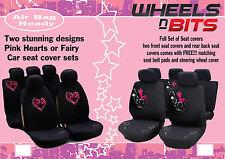 WNB CUORI E FATA UNIVER Set completo air bag Ready Set completo anteriore e posteriore