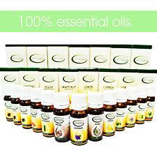 100% pure qualité thérapeutique des huiles essentielles aromathérapie acheter 3 ...