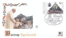 Germany 1987 John Paul II Pope Papst Papież (87/32)