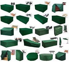 Grün Abdeckhaube Schutzhülle Abdeckplane Sonnenliege Gartenmöbel Schutzhaube