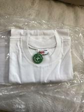Supreme Comme des Garcons SHIRT Split Box Logo Tee White New M, L, XL Bogo