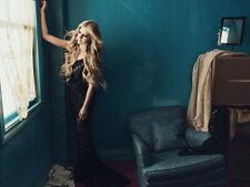 Avril Lavigne Beauty Pop Rock Singer Music Huge Giant Print POSTER Affiche