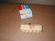 NOS Mopar 1968 69 70 71 72 73 1974 A,B, C, E -body a/c & heater switch 3895033