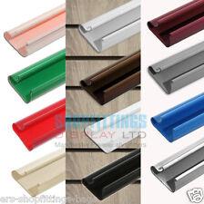 Slatwall panel PLASTIC INSERTS 1200mm long (SET OF 23 PIECES) NEW