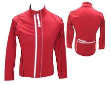 Newline giacca rosso uomo giacca windbreaker bicicletta bicicletta abbigliamento 21180-32