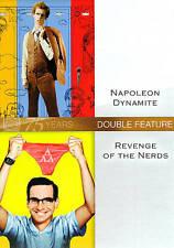 Napoleon Dynamite/Revenge of the Nerds: Double Feature (DVD, 2011, 2-Disc Set)