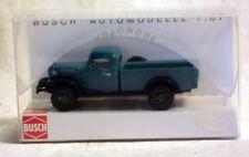 Busch: Dodge Power Wagon in verschiedenen Variationen, Modell in H0, N E U & OVP