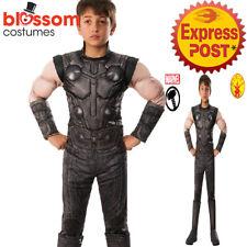 CK1269 Thor Infinity War Superhero Hero Avengers Child Boys Book Week Costume