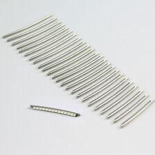 Pre-cut and Pre-tanged Nickel Fret Wire 2.2mm, 2.4, 2.7, 2.9 FB2  FB3 FB4 fB17