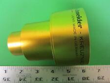 Schneider Kreuznach FL 60mm Super Cinelux 35mm Cine Projector Lens