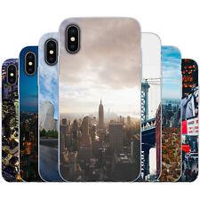 Dessana New York City NYC Silicone Housse De Protection Case Pochette pour téléphone portable Cover Pour Apple
