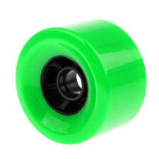 Cruiser Longboard Skateboard High Elastic PU Wheels Shock Absorb 90mm X 52mm