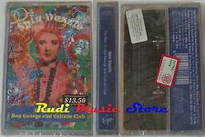 MC BEST OF BOY GEORGE CULTURE CLUB Spin dazzle SIGILLATA 1992 NO cd lp dvd vhs