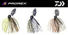 Daiwa Prorex TG Bladed Jig 10,5g Skirtet Lure Jighaken mit Spinner & Krautschutz