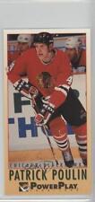 1993-94 Fleer Power Play #315 Patrick Poulin Hartford Whalers Hockey Card