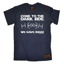 Venuto al lato oscuro da bici da uomo rltw T-shirt CICLISTA CICLISMO Padri Giorno Regalo