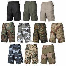 US BDU BERMUDA ARMY Cargo Pantaloncini DBU MILITARE corti FORZE ARMATE Pantaloni