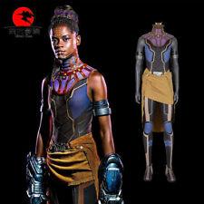 Black Panther Shuri Cosplay Women Girls Halloween Costume Avengers Infinity War