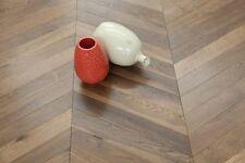 VERA CHEVRON Rovere Pavimento in legno affumicato & UV oliato pavimentazione 90X18/4MM SR1804