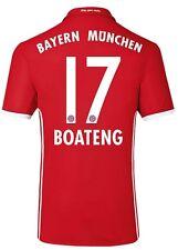 Trikot Adidas FC Bayern 2016-2017 Home - Boateng 17 [128 bis 3XL] FCB