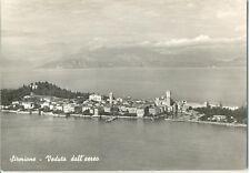 SIRMIONE - VEDUTA DALL'AEREO (BRESCIA) 1952 TASSATA