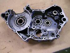 suzuki rm250 rm 250 rh right engine main center crankcase crank case 1984 1985