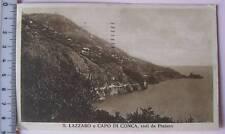 cartolina Campania - S. Lazzaro e Capo di Conca-NA 6545