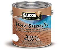 Saicos Holz-Spezialöl 2,5L in diversen Farben