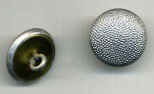 BOTTONI per l'uniforme tedesca in color argento/ silver uniform buttons